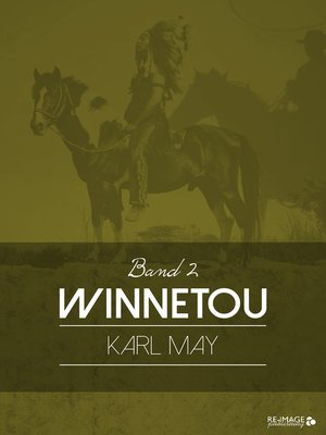 cover image of Winnetou 2