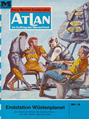cover image of Atlan 6