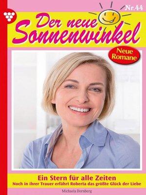 cover image of Der neue Sonnenwinkel 44 – Familienroman