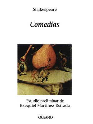 cover image of Comedias