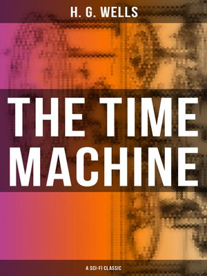 cover image of THE TIME MACHINE (A Sci-Fi Classic)