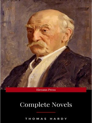 cover image of The Complete Novels of Thomas Hardy