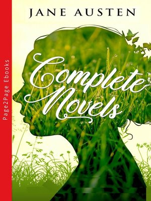 cover image of Jane Austen--The Complete Novels