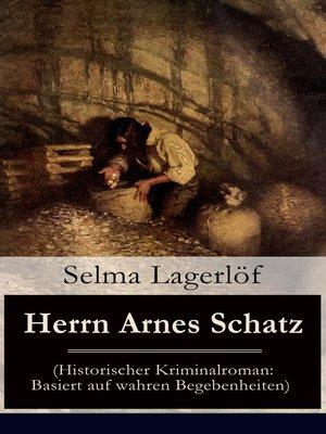 cover image of Herrn Arnes Schatz (Historischer Kriminalroman