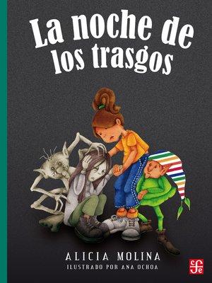 cover image of La noche de los trasgos