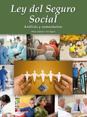 cover image of Ley de Seguridad Social