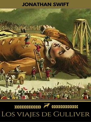 cover image of Los viajes de Gulliver (Golden Deer Classics)