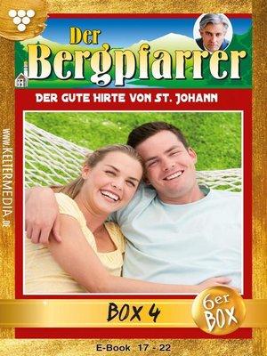 cover image of Der Bergpfarrer Box 4 – Heimatroman