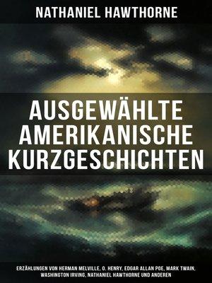 cover image of Ausgewählte amerikanische Kurzgeschichten