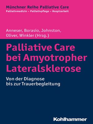cover image of Palliative Care bei Amyotropher Lateralsklerose