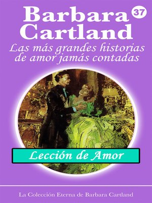 cover image of Lección de Amor