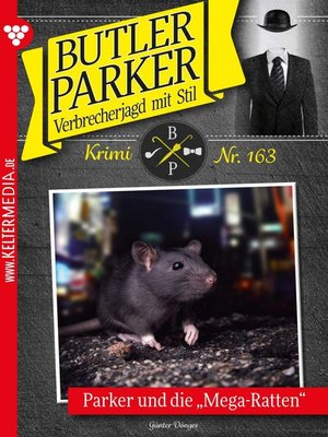 cover image of Butler Parker 163 – Kriminalroman