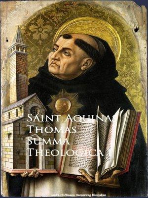 cover image of Summa Theologica, I