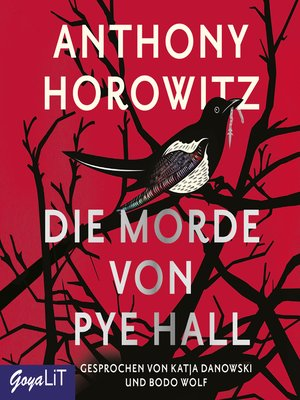 cover image of Die Morde von Pye Hall