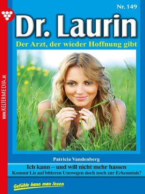 cover image of Dr. Laurin 149 – Arztroman