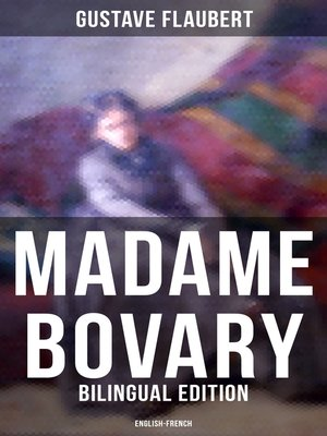 cover image of Madame Bovary (Bilingual Edition
