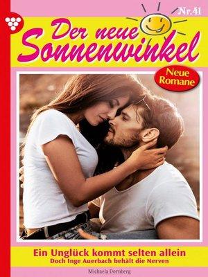 cover image of Der neue Sonnenwinkel 41 – Familienroman
