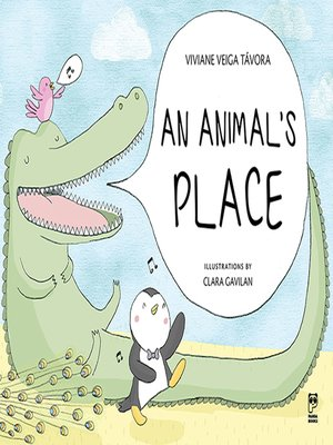 cover image of An animal's place