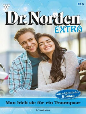cover image of Dr. Norden Extra 5 – Arztroman