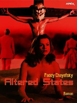 cover image of ALTERED STATES