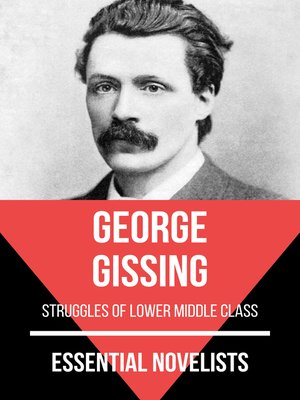 cover image of Essential Novelists--George Gissing