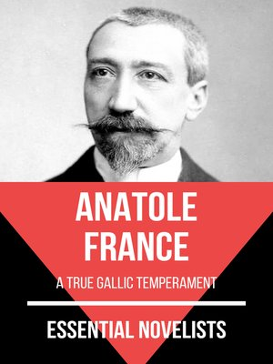cover image of Essential Novelists--Anatole France