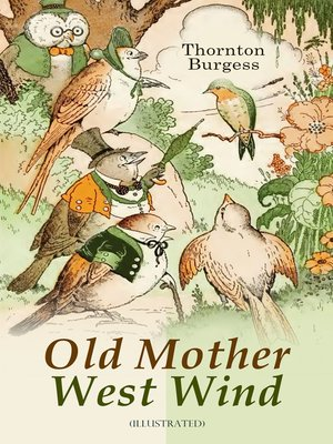 cover image of Old Mother West Wind (Illustrated)