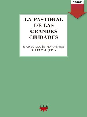 cover image of La pastoral de las grandes ciudades