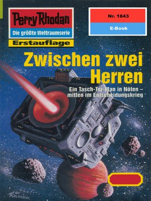 cover image of Perry Rhodan 1843