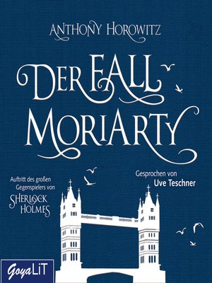cover image of Der Fall Moriarty