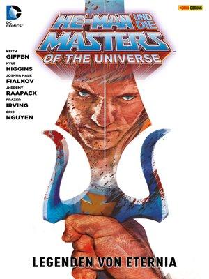 cover image of He-Man und die Masters of the Universe, Band 2--Legenden von Eternia