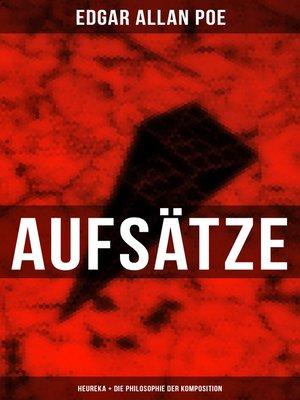 cover image of Aufsätze