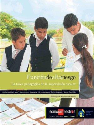 cover image of Función de alto riesgo