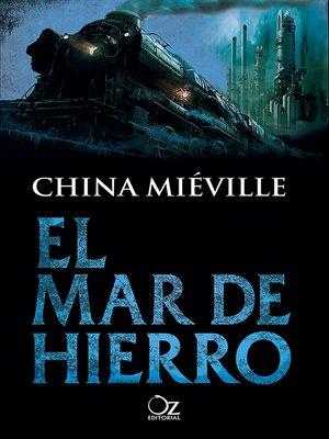 cover image of El mar de hierro