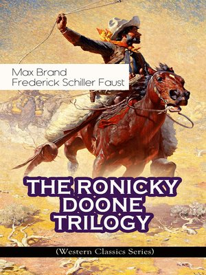 cover image of The Ronicky Doone Trilogy