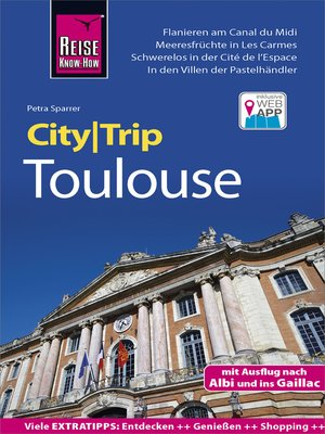 cover image of Reise Know-How CityTrip Toulouse