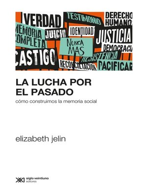 cover image of La lucha por el pasado