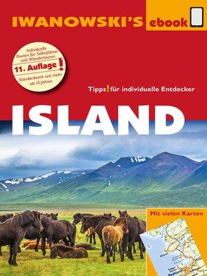cover image of Island--Reiseführer von Iwanowski