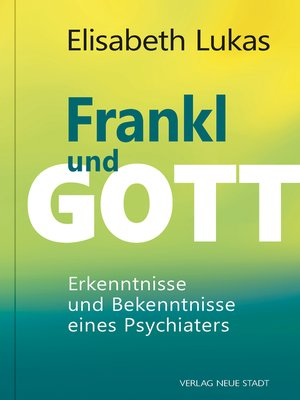 cover image of Frankl und Gott