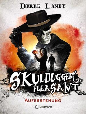 cover image of Skulduggery Pleasant--Auferstehung