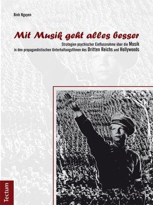 "cover image of ""Mit Musik geht alles besser"""