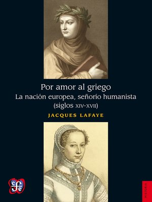 cover image of Por amor al griego