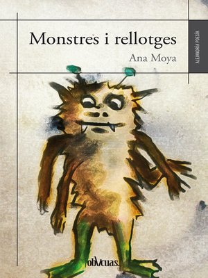 cover image of Monstres i rellotges