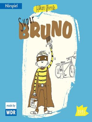 cover image of Super Bruno