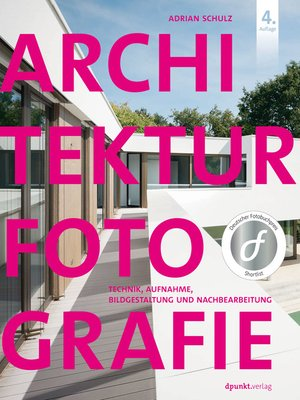 cover image of Architekturfotografie
