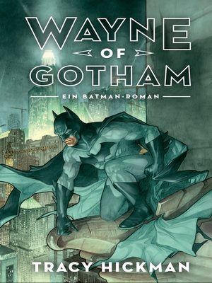 cover image of Wayne of Gotham
