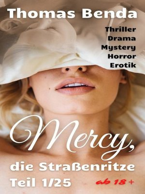 cover image of Mercy, die Straßenritze Teil 1/25