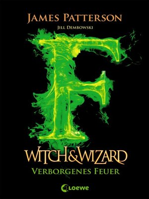 cover image of Witch & Wizard 3--Verborgenes Feuer
