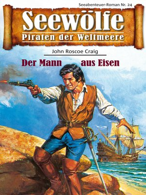 cover image of Seewölfe--Piraten der Weltmeere 24