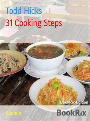 cover image of 31 Cooking Steps